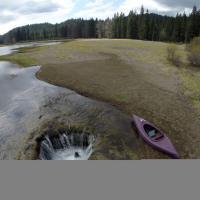 Oregon, arrivederci lago: il mistero della voragine che se lo porta via