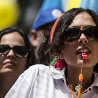 Prof e studenti uniti contro la 'buonascuola', i tanti volti dello sciopero