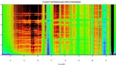 Studente registra suono misteriosoa 36 km dalla Terra/   Ascolta