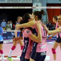 Volley donne, finale scudetto: Casalmaggiore pareggia i conti, Novara ko in gara 2