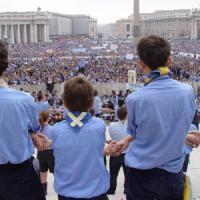 Settantamila scout attesi in Vaticano per l'udienza del Papa