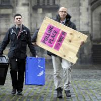 Elezioni GB, il giorno della scelta: liveblog