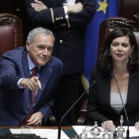 """Vitalizi, Grasso e Boldrini: """"Ora è tempo di decidere"""""""