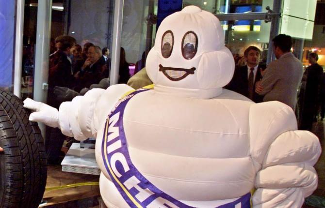 Michelin, dalla pista alla cucina