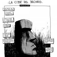 """Zerocalcare porta su Repubblica """"La città del decoro"""""""