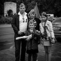 Ritorno a Berlino: 70 anni fa la vittoria nella Seconda Guerra Mondiale, i festeggiamenti per l'Armata rossa a Treptow
