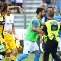 Parma-Napoli 2-2, Mirante ferma la rincorsa azzurra alla Champions. Veleni dopo il 90'