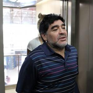 Diffamò Equitalia, Maradona rinviato a giudizio a Roma