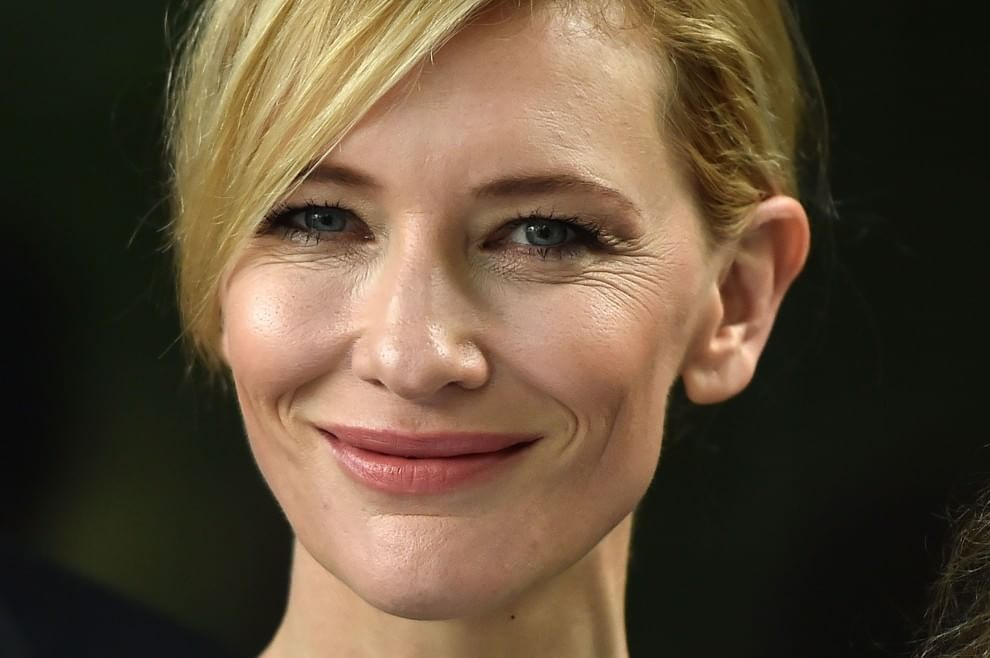 Cannes, la rivelazione di Cate Blanchett: ''Ho amato molte donne'