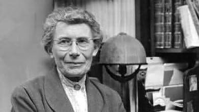 Inge Lehmann, il doodle di Google  ricorda la geofisica danese