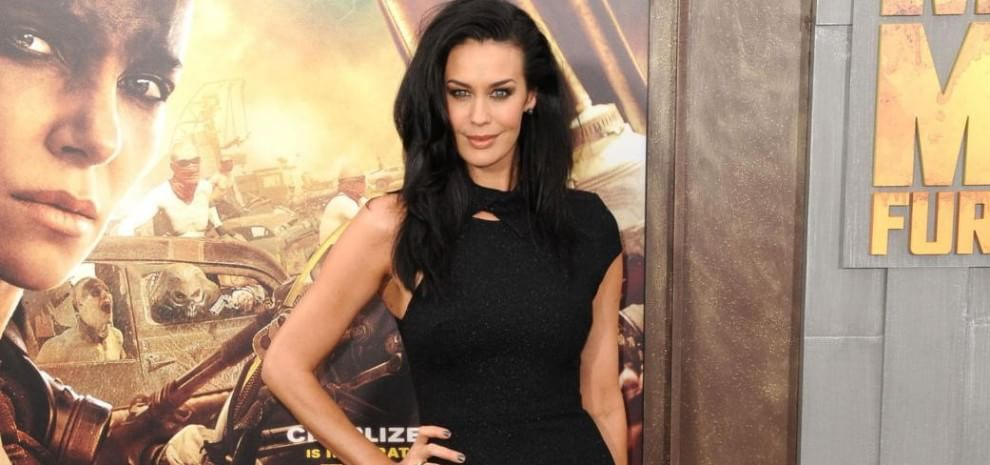 """Megan Gale è Valkyrie in """"Mad Max"""", guerriera randagia: """"Bello dimenticarsi il make-up"""""""