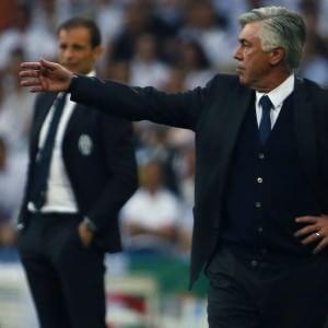 Real Madrid , Ancelotti: ''Non siamo stati fortunati''