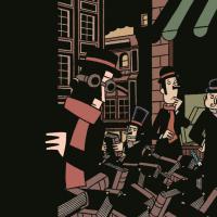 Al Salone del Libro 2015 il fumetto tedesco, dal noir al pop