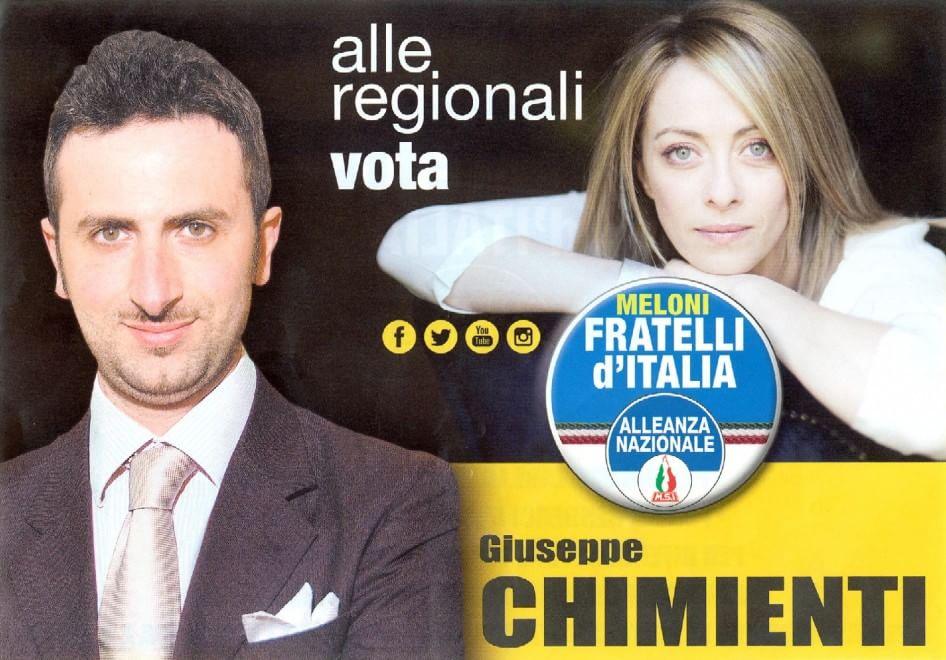 Regionali, manifesti elettorali: le foto dei lettori / 1 - Repubblica.it