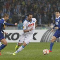Dnipro-Napoli 1-0, Seleznyov spegne i sogni azzurri