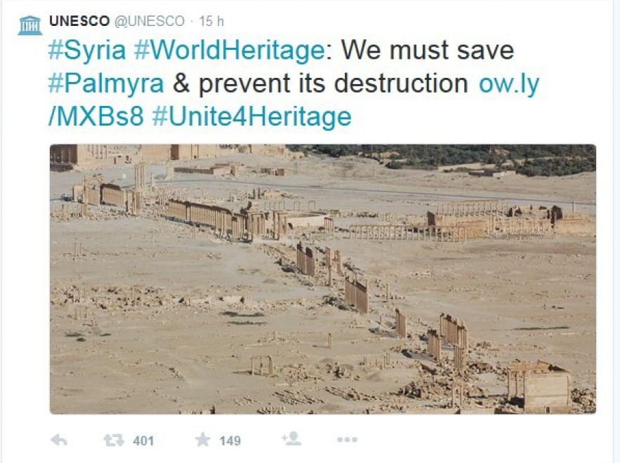 Siria, Is assedia Palmira e minaccia distruzione: l'appello dell'Unesco