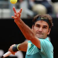 Tennis, Internazionali: Ferrer, Federer e Djokovic in semifinale. Nadal sconfitto da Wawrinka. Malagò: