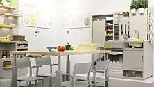 La cucina sostenibile?  E' senza il frigorifero