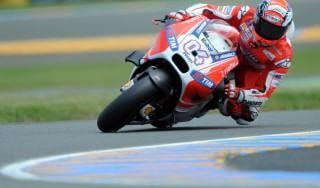 MotoGp, Le Mans: pole-rebus, Rossi e Dovizioso si candidano