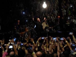 U2, debutta il tour: l'esperienza e l'innceonza