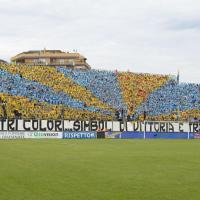 Frosinone, il giorno della storica promozione in serie A