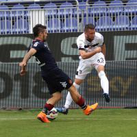 Cagliari-Palermo, il film della partita