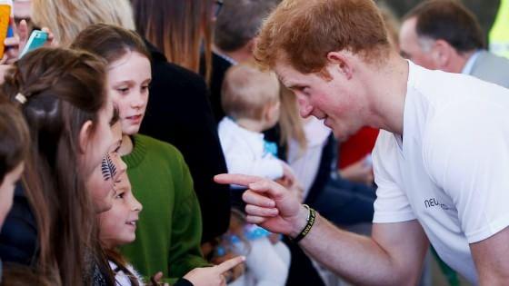 """Il principe Harry si confessa: """"L'esercito mi ha salvato"""""""