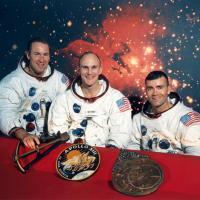 L'equipaggio dell'Apollo 13 nelle immagini della Nasa