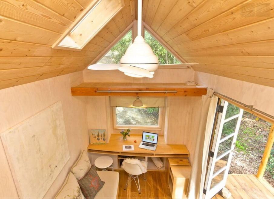 Tutto in 13 metri quadrati la casa pi piccola di una for Casa di 800 metri quadrati