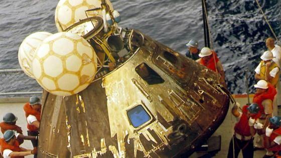 """Houston, 45 anni dopo il comandante Lovell celebra la missione fallita: """"Così persi la Luna"""""""