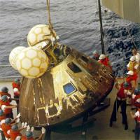 """Houston, 45 anni dopo il comandante Lovell celebra la missione fallita: """"Così persi la..."""