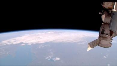 Stazione spaziale, corretta l'orbita i tre astronauti rientreranno a giugno