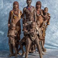 Etiopia, l'ultimo ritratto di famiglia: dove la scarsità d'acqua uccide
