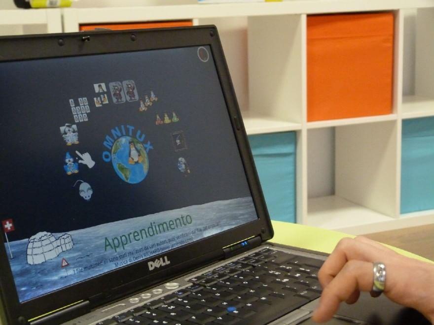 Freestyle Pc for Kids, la chiavetta Linux per bambini