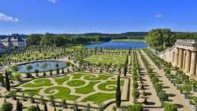 Giardini di Francia ,  la  grandeur   applicata al paesaggio