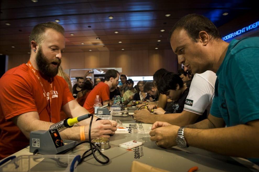 European Maker Faire, ultimi giorni per le iscrizioni