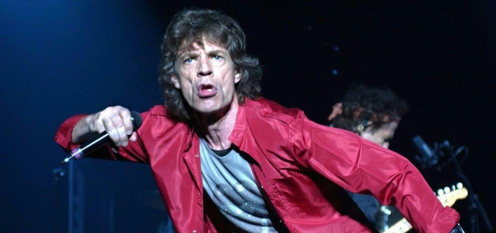 """Mick Jagger, è suo """"il panorama più bello del paese"""", parola di Charlie Watts"""