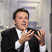 Matteo Renzi bacchetta il calcio italiano: