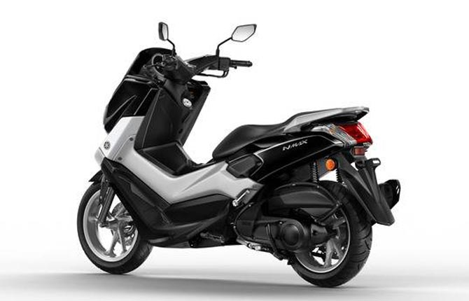 yamaha nmax il 125 che mancava. Black Bedroom Furniture Sets. Home Design Ideas