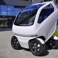 L'auto transformer: ruota su se stessa e si adatta al parcheggio