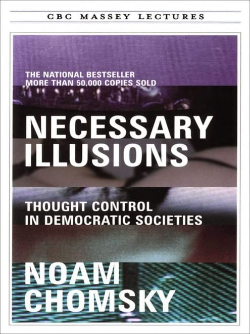 necessary illusions thought control in democratic societies pdf