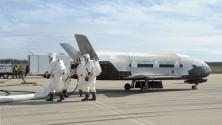 Il misterioso mini-shuttle militare X-37B è tornato