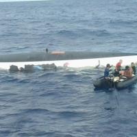 Vela, Matteo Miceli ritrova in pieno Atlantico (e recupera) il relitto della sua barca