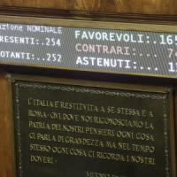 """Morosini: """"Bene, ma via i corrotti dalle cariche pubbliche"""""""