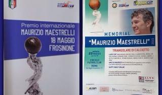 Calcio, sabato il memorial Maurizio Maestrelli