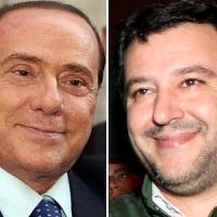 """Per nuovo leader centrodestra Berlusconi boccia le primarie. Ma Salvini: """"No dinastie"""""""
