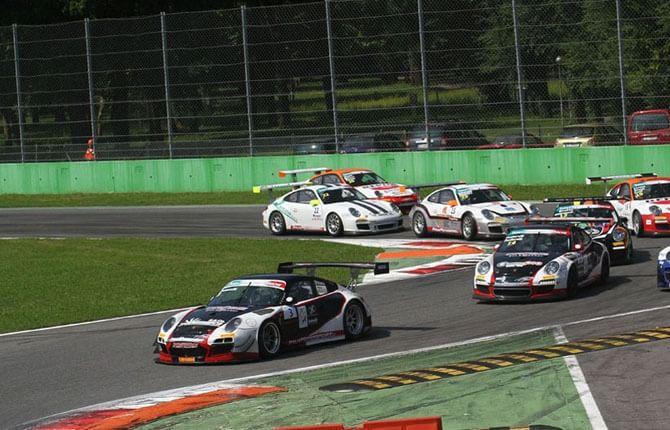 Il Targa Tricolore Porsche arriva a Monza