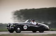 Mille Miglia, Jaguar non molla