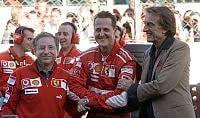 """Schumacher, la manager  """"Fa continui progressi"""""""