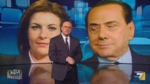 """Moretti, Silvio e gli immigrati """"Sono la bella e la mummia"""""""